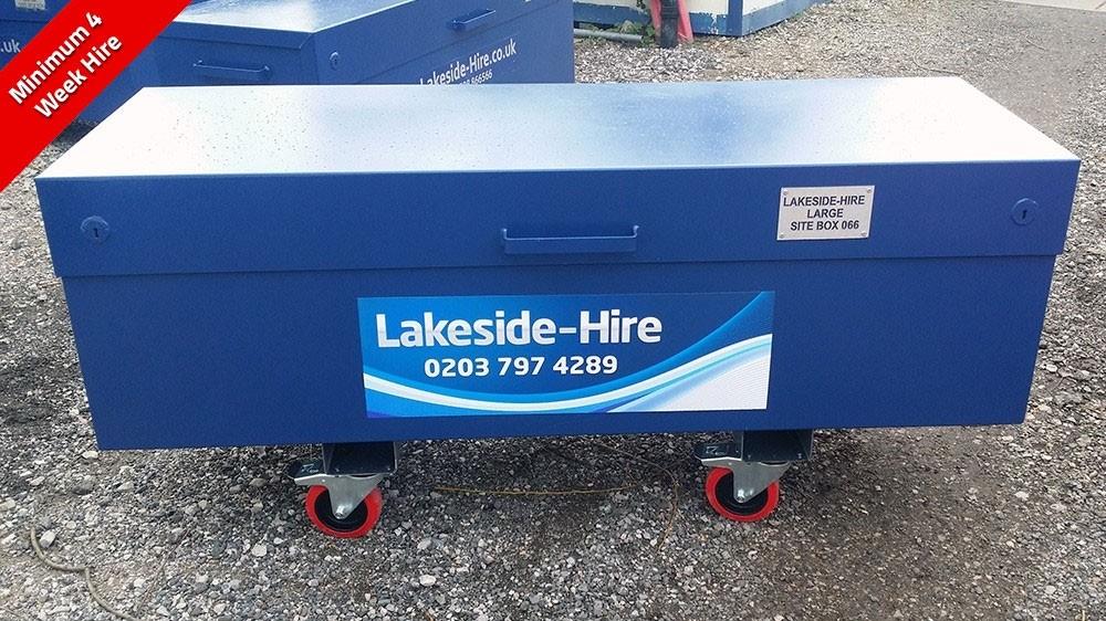 Large Site Box Hire