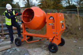 Cement Mixer Hire