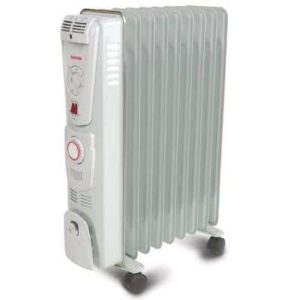 Oil Filled Radiator Electric Hire