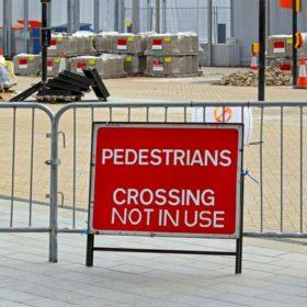 Pedestrian Barrier Hire