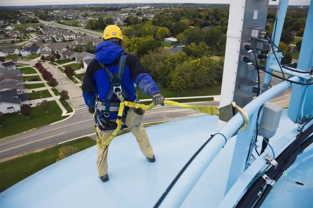 How to Work Safely at Height